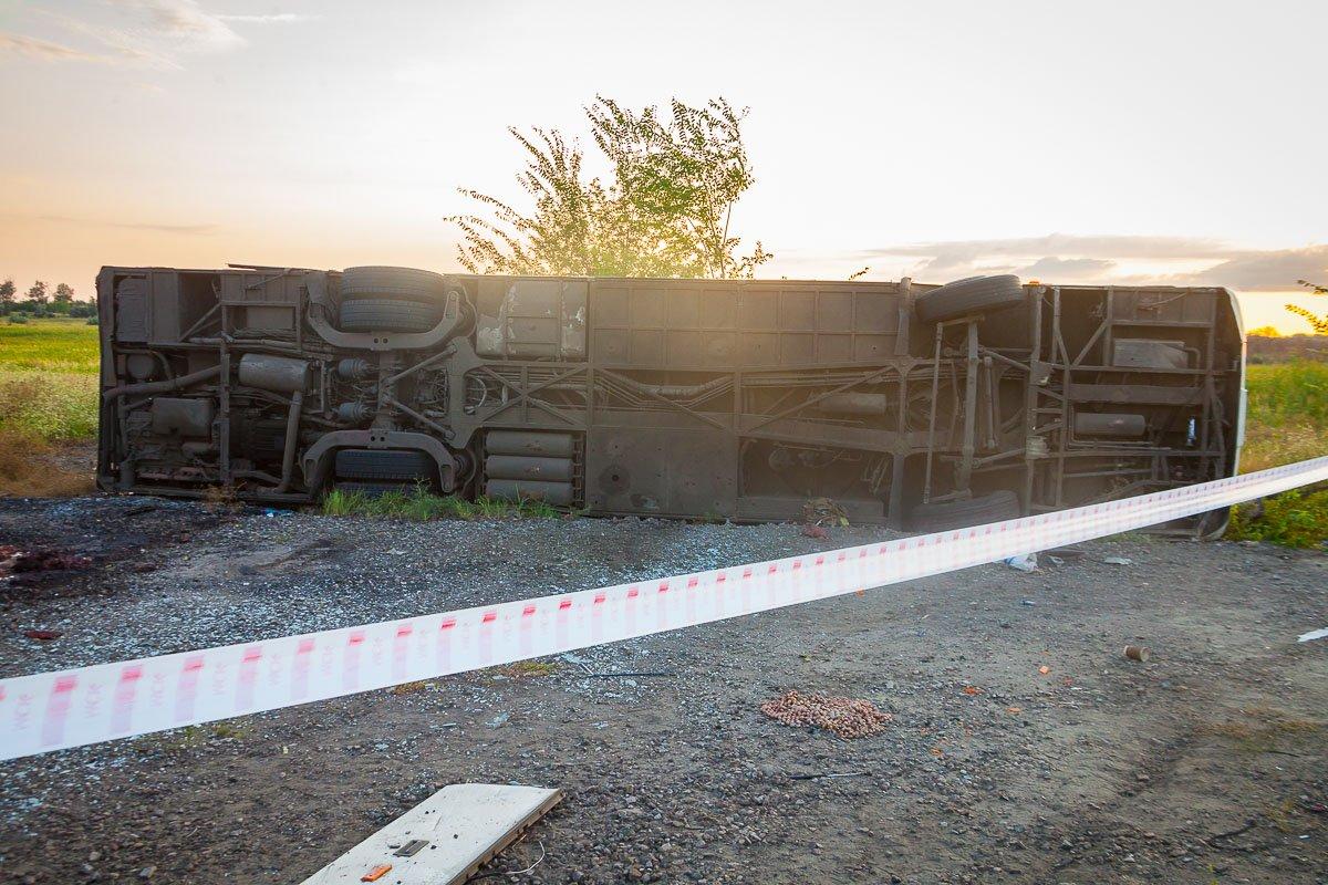 Суд приговорил к условному наказанию водителя Ауди А8, виновного в смертельном ДТП с автобусом на Полтавском шоссе