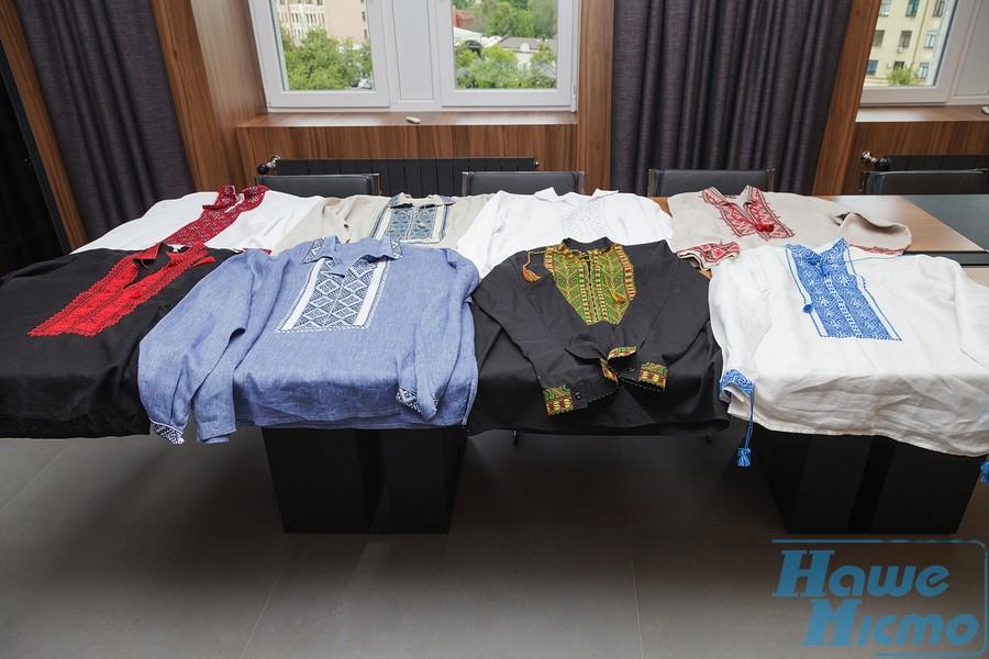 Борис Филатов показал свою новую коллекцию