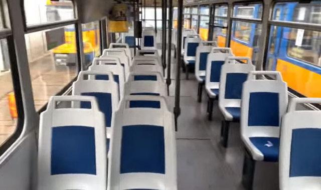 Трамваи из Лейпцига едут в Днепр