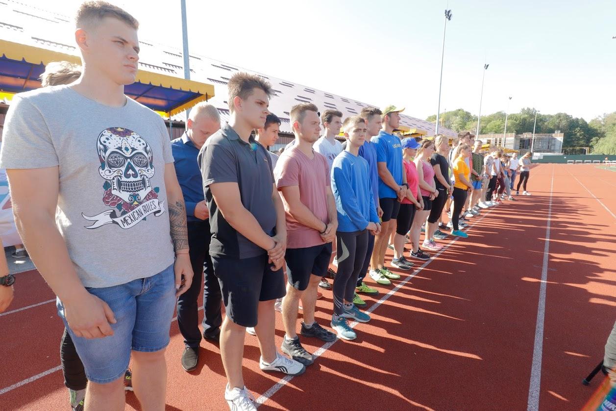 Спортивная столица: В Днепре стартовал легкоатлетический турнир «Олимпийское созвездие Приднепровье 2019»