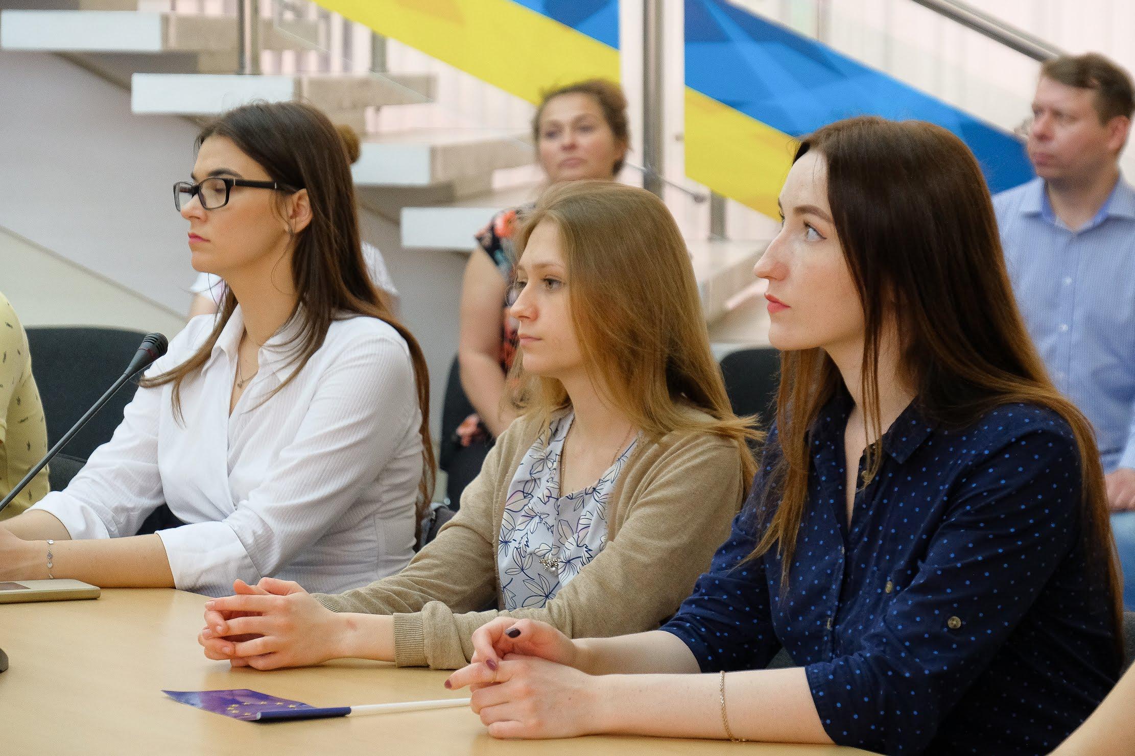 Ко Дню Европы: в Днепропетровской ОГА обсудили первые результаты ассоциации Украина-ЕС