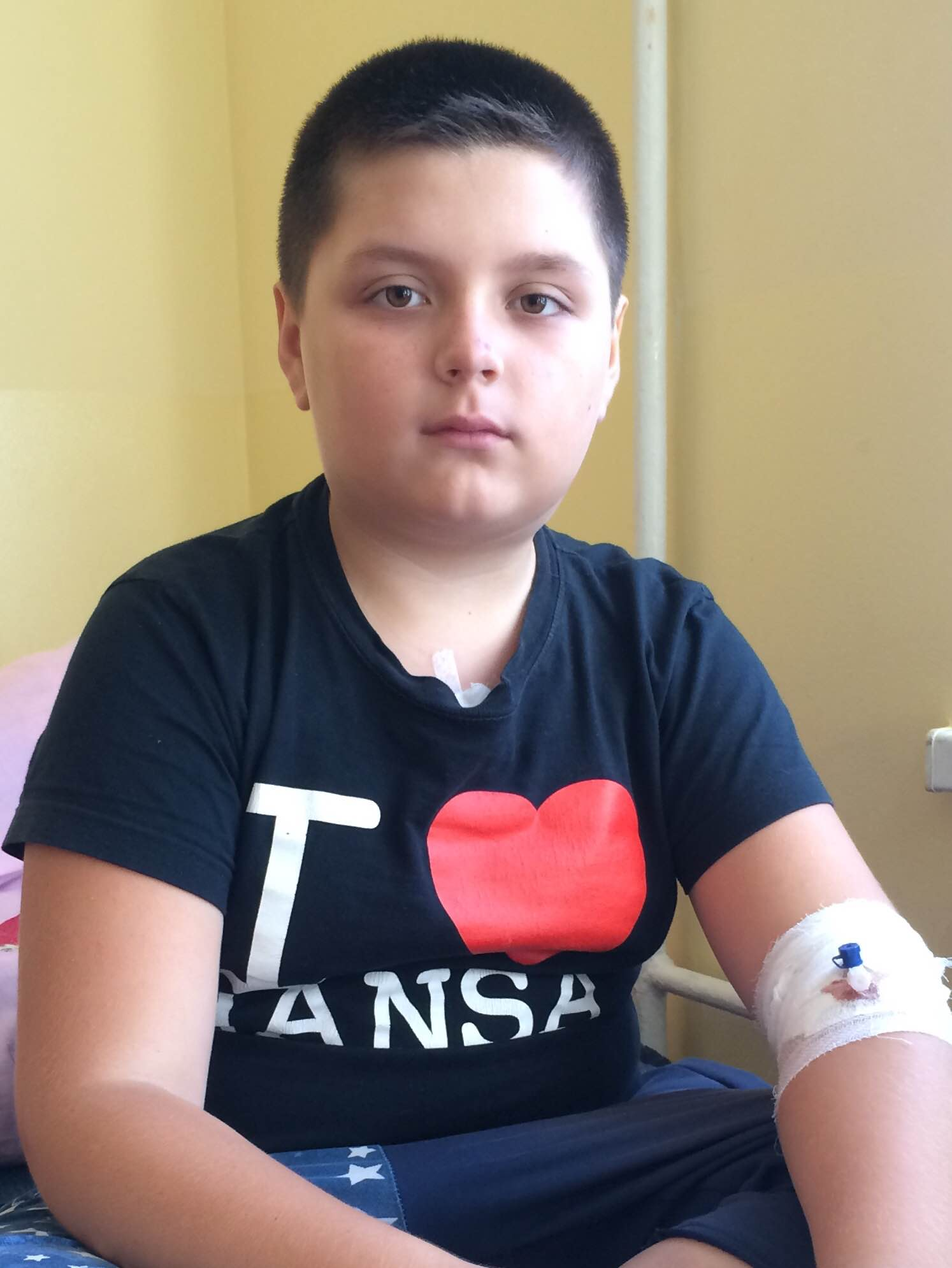 Давайте поможем Стасу Бухалину в борьбе с болезнью!