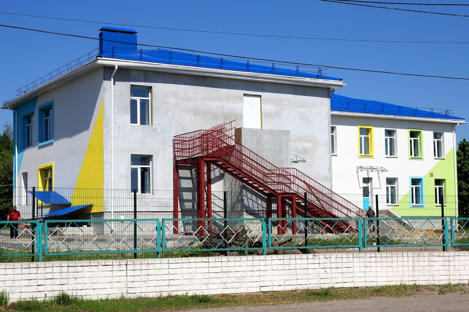 Современный детский сад на 70 мест создают в Николаевке
