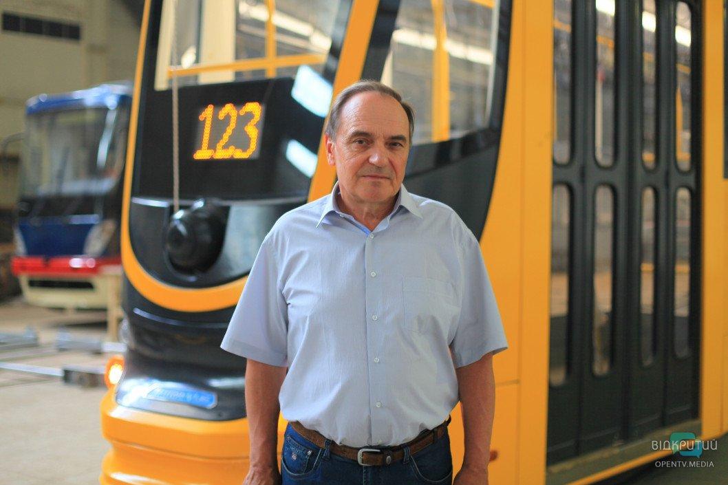 «Татра-Юг» и Лысенко ответили: быть или не быть отечественным трамваям в Днепре?