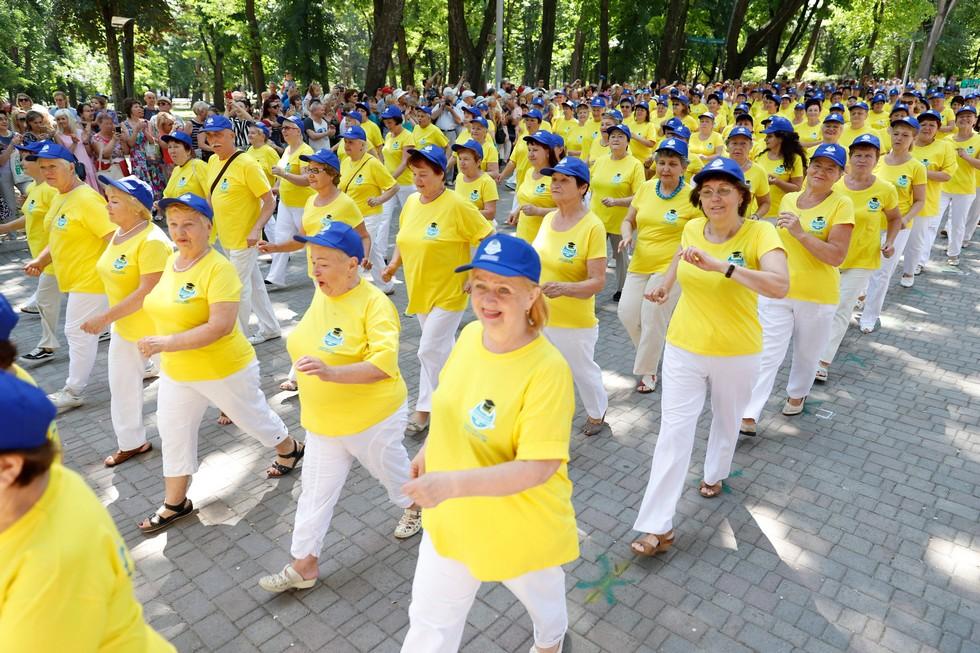 В Дніпрі триває перший масштабний фестиваль життєлюбів