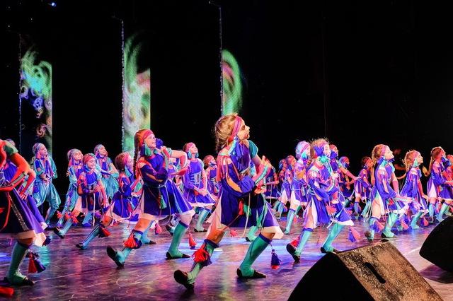 «Z_ефір» - масштабный фестиваль-конкурс для талантливых детей Днепропетровщины