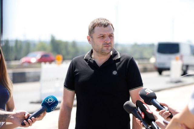Без ремонта гидроизоляции в средине Кайдакского моста могли развиться необратимые процессы - Михаил Лысенко