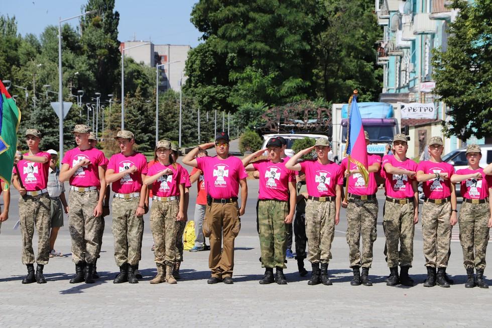 Финал Джури 2019 - Днепропетровская область принимает команды со всей страны