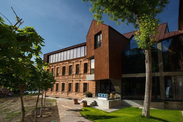 «Ла Фабрика» Днепровские архитекторы стали победителями Всеукраинского конкурса Ukrainian Urban Awards 2019