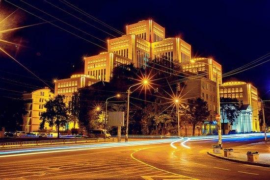 Проект подсветки «Меноры» стал призером конкурса в прошлом году