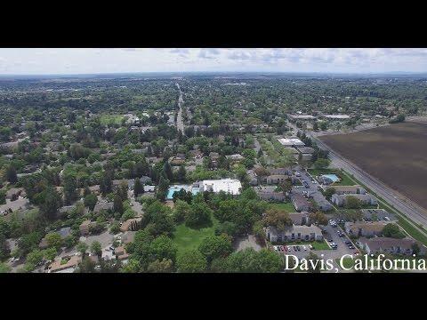 Город Дэвис штат Калифорния, США. Здесь Иоганн Эзау прожил последние 20 лет жизни. Люди Днепра: Иоганн Эзау