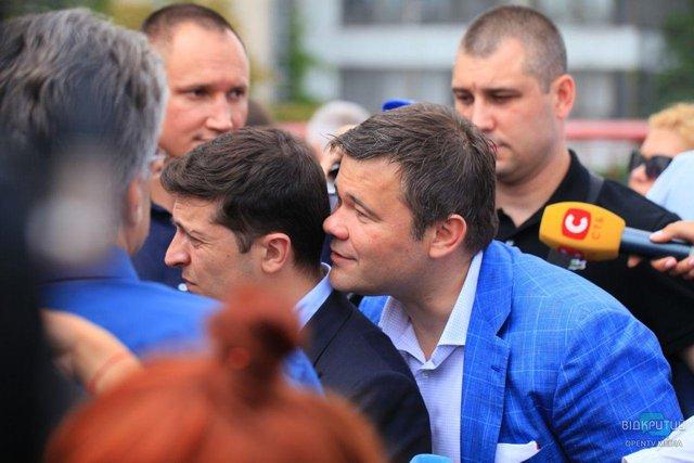 Послание президента к Раде будет готовить рабочая группа во главе с Богданом - Цензор.НЕТ 4188