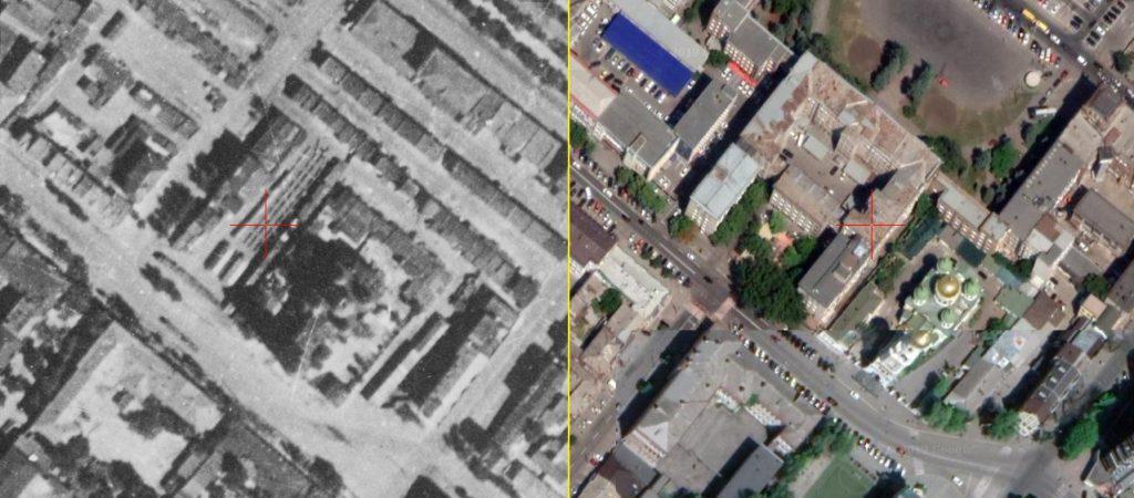 Каким был Днепропетровск накануне оккупации