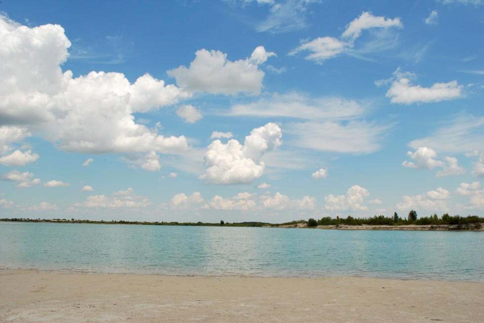 Днепровские Мальдивы: удивительное рядом