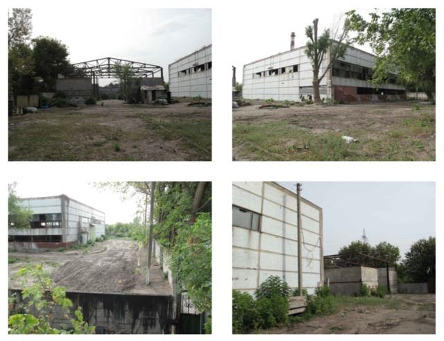 Заброшенный склад, на месте которого и создадут новую пивоварню