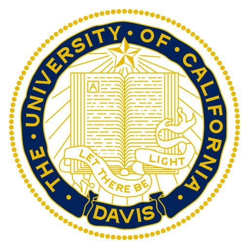 Эмблема Калифорнийского Университета в Дэвисе.  Кэтрин Эзау: Родилась в Екатеринославе, умерла в… Санта-Барбаре