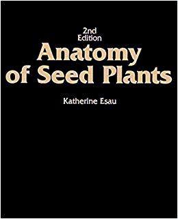 Анатомия семенных растений К. Эзау. Второе издание. Кэтрин Эзау: Родилась в Екатеринославе, умерла в… Санта-Барбаре