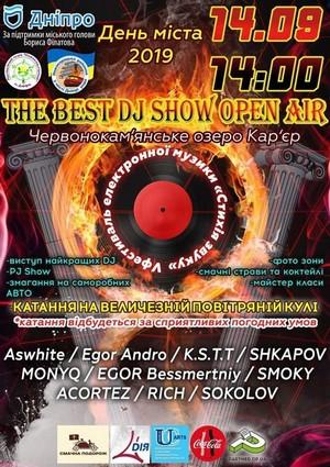 The Best Dj Show OPEN AIR