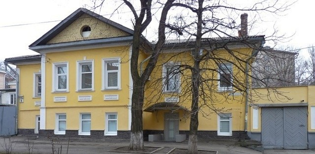 Второй старейший сохранившийся дом, расположенный рядом с первым