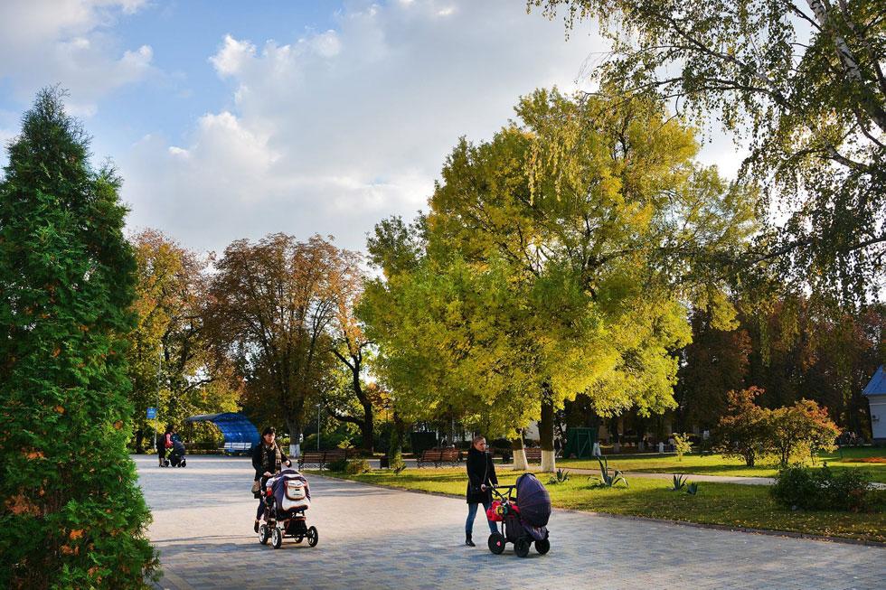 Санатории Миргорода - здесь восстанавливают здоровье тысячи отдыхающих