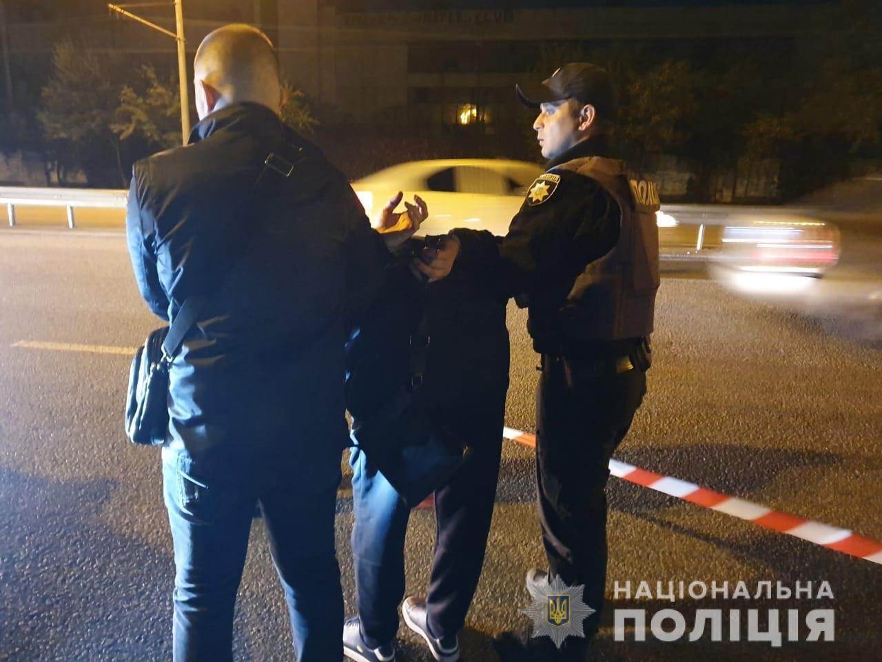 В Днепре полиция проверяет 4-х человек на причастность к совершению умышленного убийства
