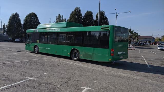 Больших автобусов должно быть все больше