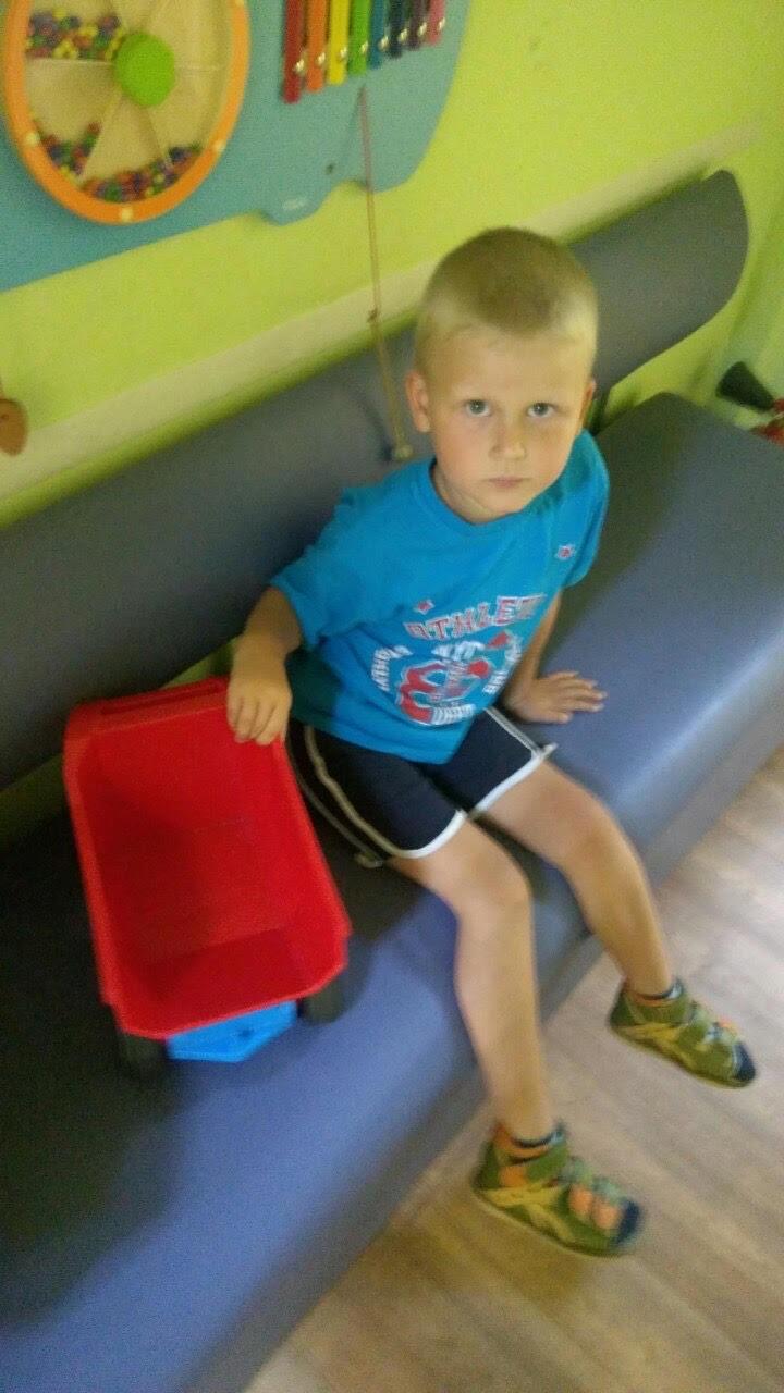 Нужна помощь! Чудесному мальчишке Максиму Андронаки с ДЦП очень важно пройти очередной курс реабилитации.
