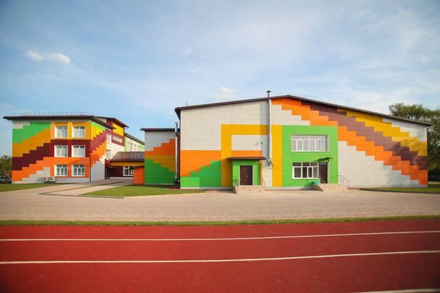 Школа в Соленом — одна из лучших школ Украины