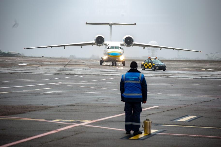 Строительство нового аэропорта в Днепре начнется уже летом 2020 года