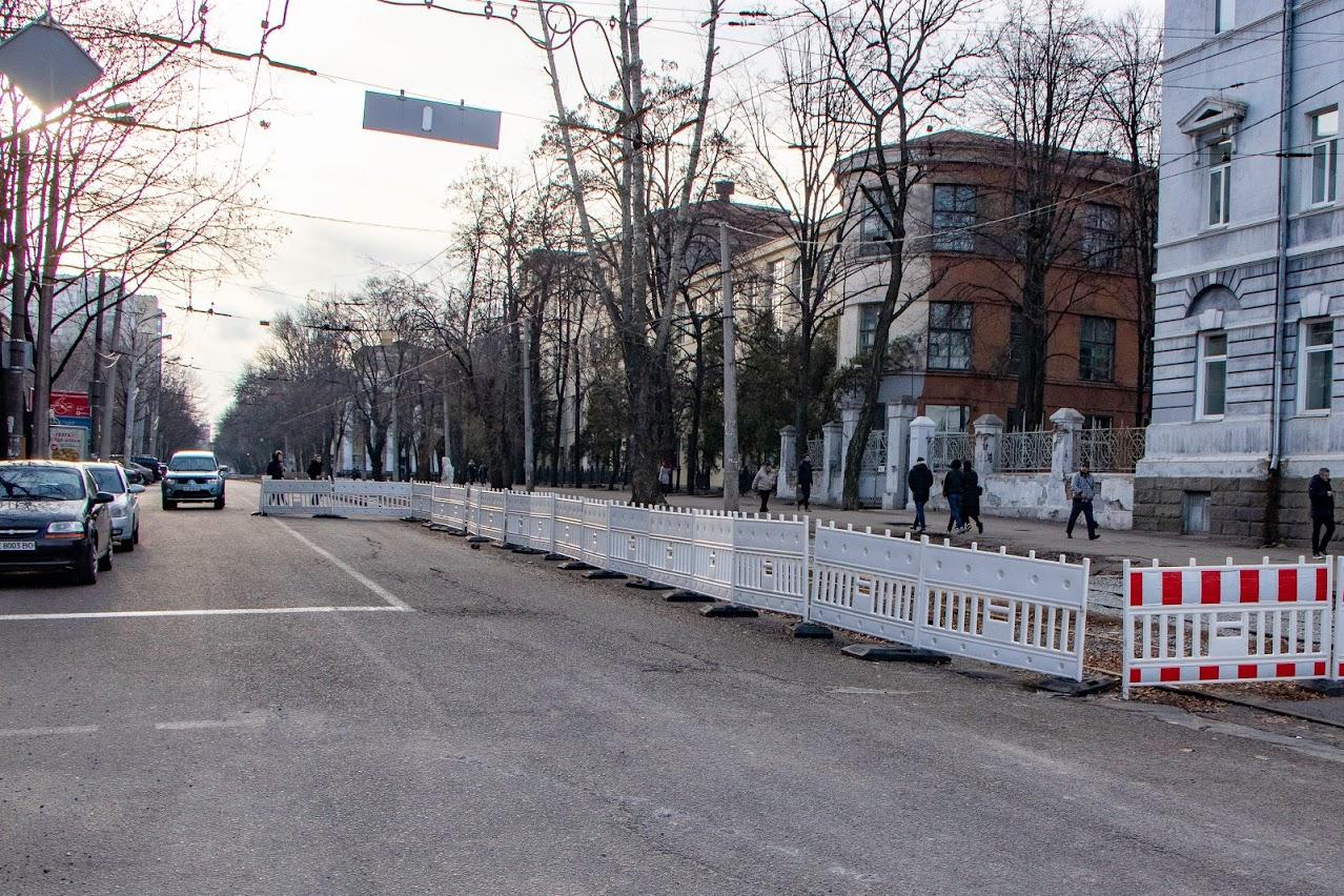 В Днепре 3 декабря восстановят движение всего транспорта в районе здания общежития №2 «Днепровской политехники»