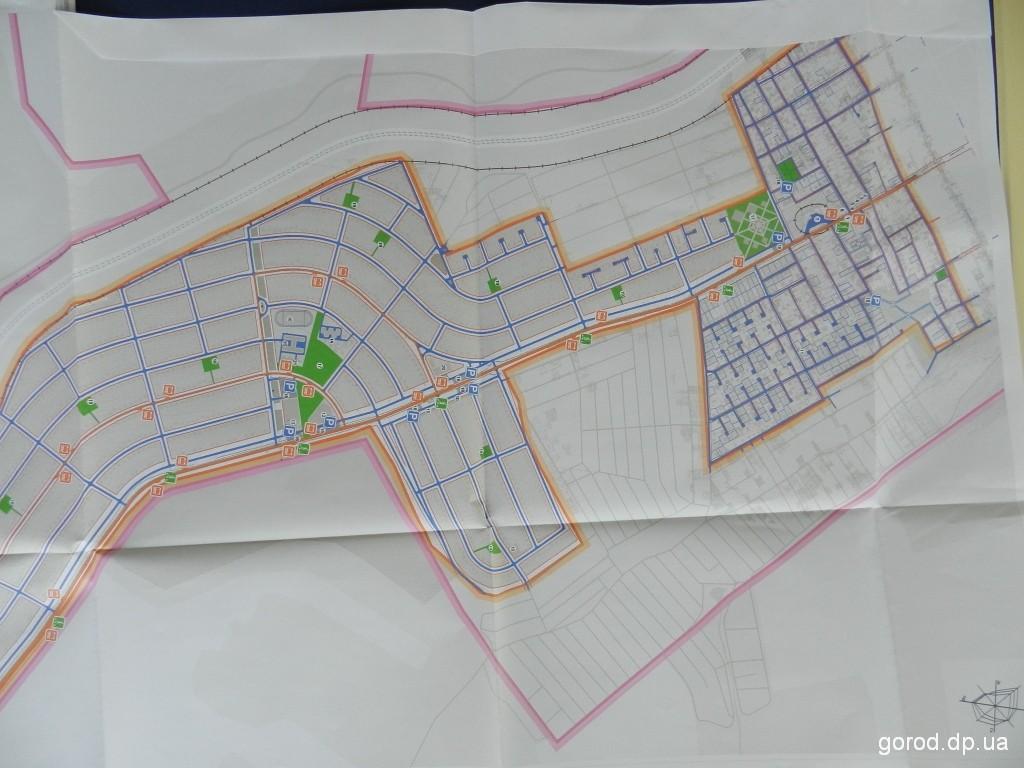 Новости градсовета Днепра: на Игрени построят огромный жилмассив