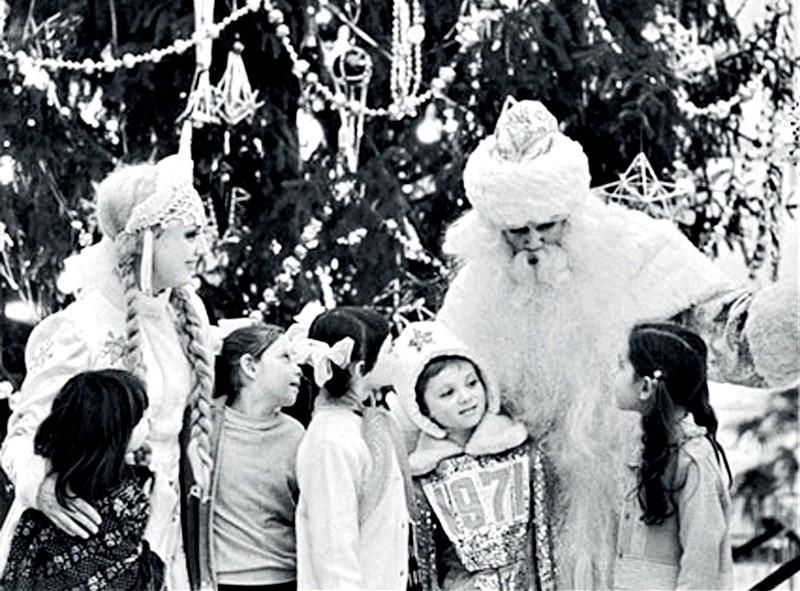 Новогодняя елка 1970-х. Наш город 50 лет назад. Как встречали 1970-й…