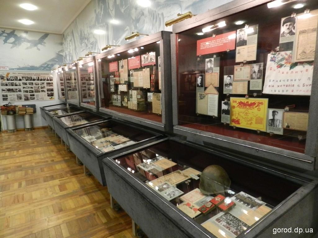 Музей «Интерпайп НТЗ» - «зеркало» истории Днепра