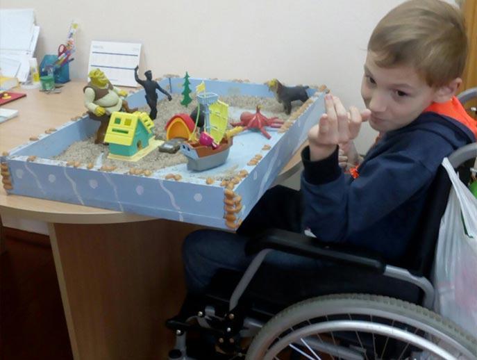 Никите нужна реабилитация после тяжелой травмы, полученной в игре со сверстниками