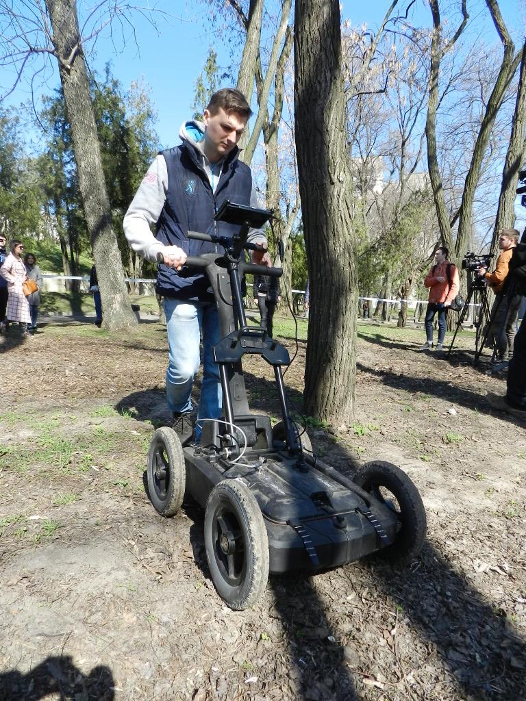 Новые технологии помогут отыскать могилу Александра Поля?