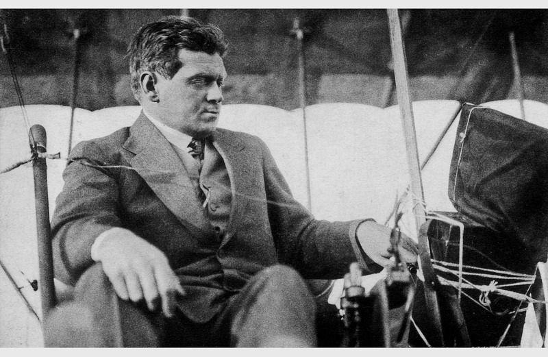 Сергей Уточкин прожил короткую, но яркую жизнь Первые авиаторы в Екатеринославе