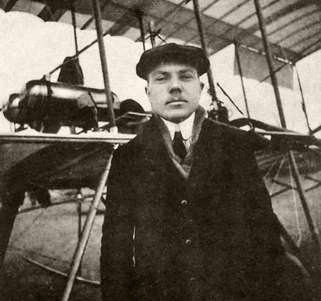 Михаил Ефимов – первый дипломированный авиатор Российской империи Первые авиаторы в Екатеринославе