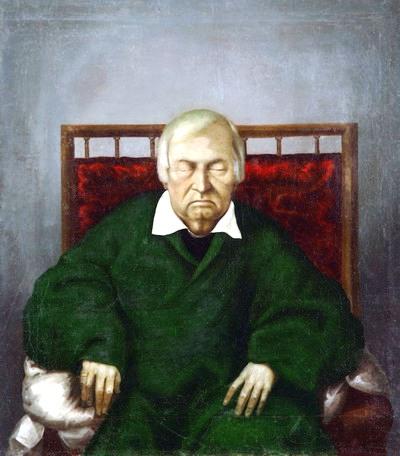Дмитрий Мизко - первый директор Екатеринославской гимназии. Портрет середины XIX века Первой гимназии Днепра – 215 лет