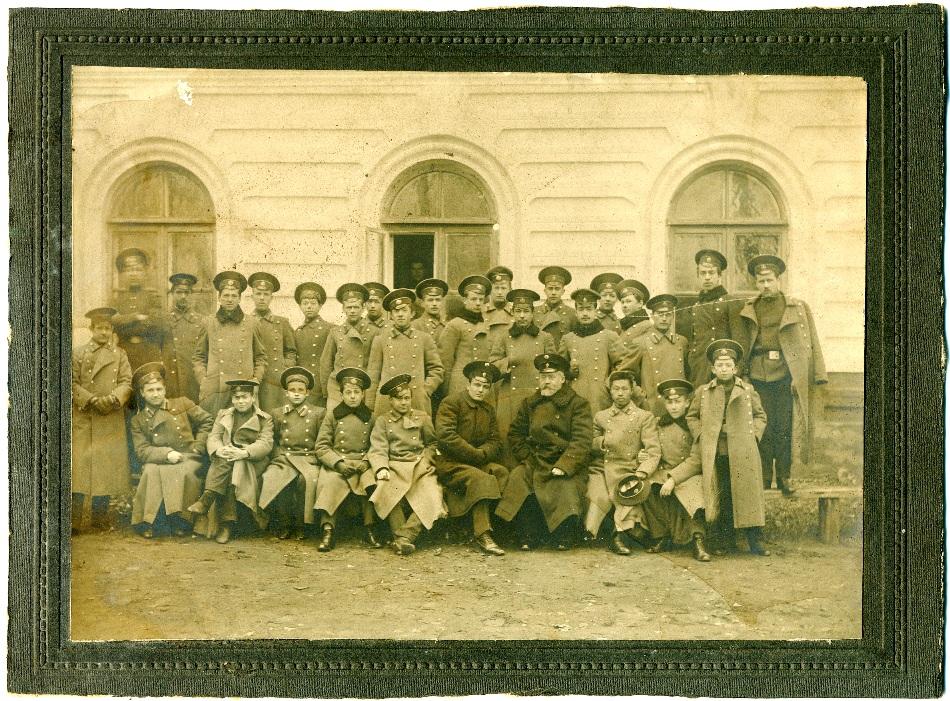 Учащиеся Екатеринославской гимназии. 6 класс. 1912 год Первой гимназии Днепра – 215 лет