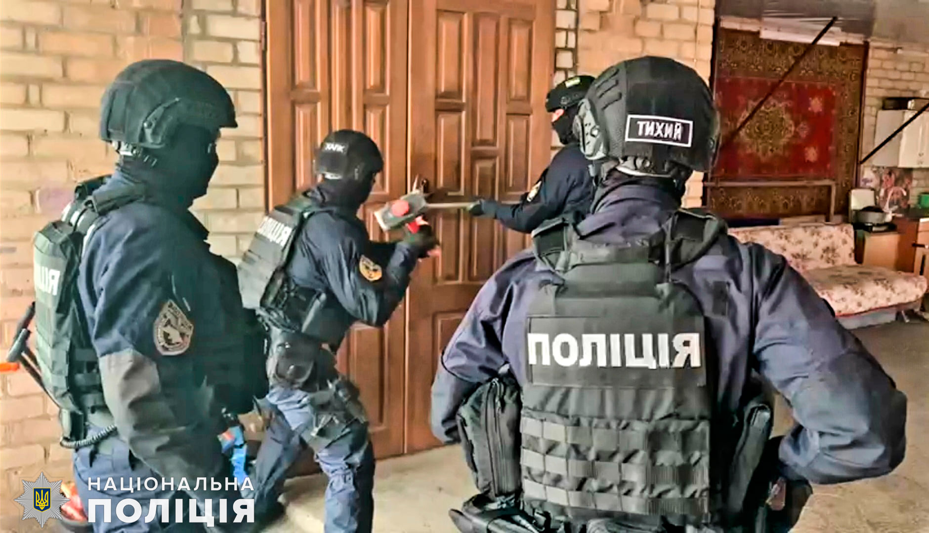 Спецназ задержал аферистов из Никополя, совершивших более  полусотни краж по всей Украине