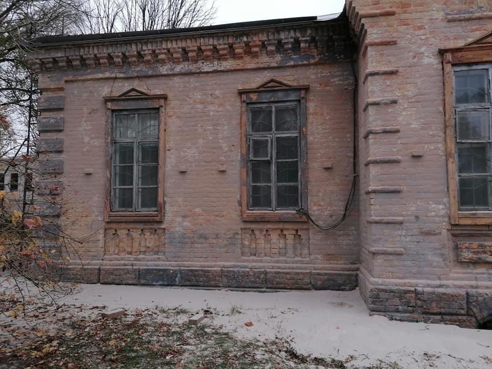 На Днепропетровщине громада выиграла в конкурсе 224 тысячи гривен, чтобы отремонтировать легендарную усадьбу Бергманов