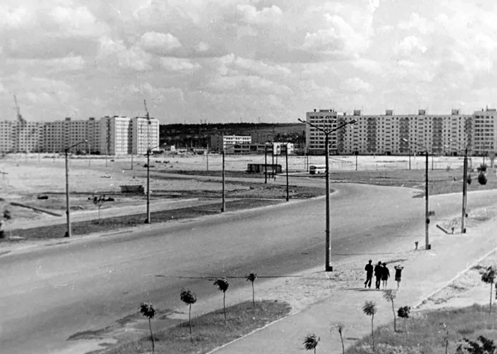 Днепропетровск в 1970-71-х годах продолжал свое стремительное развитие Наш город полвека назад: как встречали в Днепропетровске новый 1971-й год