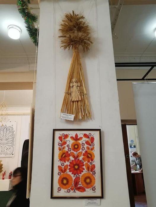 В Днепровском Доме искусств открыли новую выставку