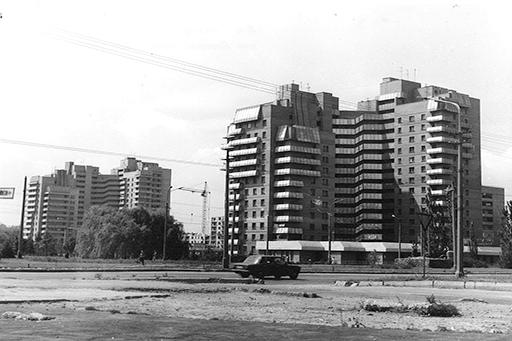 Красный Камень. 1970-е годы Жилмассиву Красный Камень в Днепре – 50 лет!