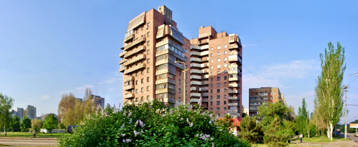 Символы жилмассива - 16-этажки Жилмассиву Красный Камень в Днепре – 50 лет!