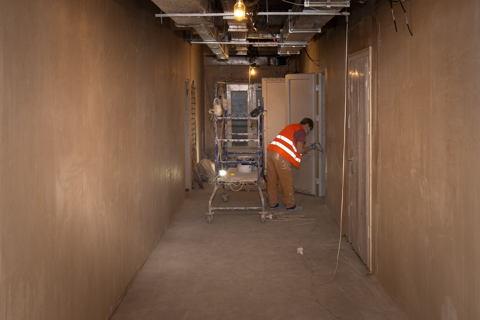 В Днепре реконструирют приемное отделение больницы №4
