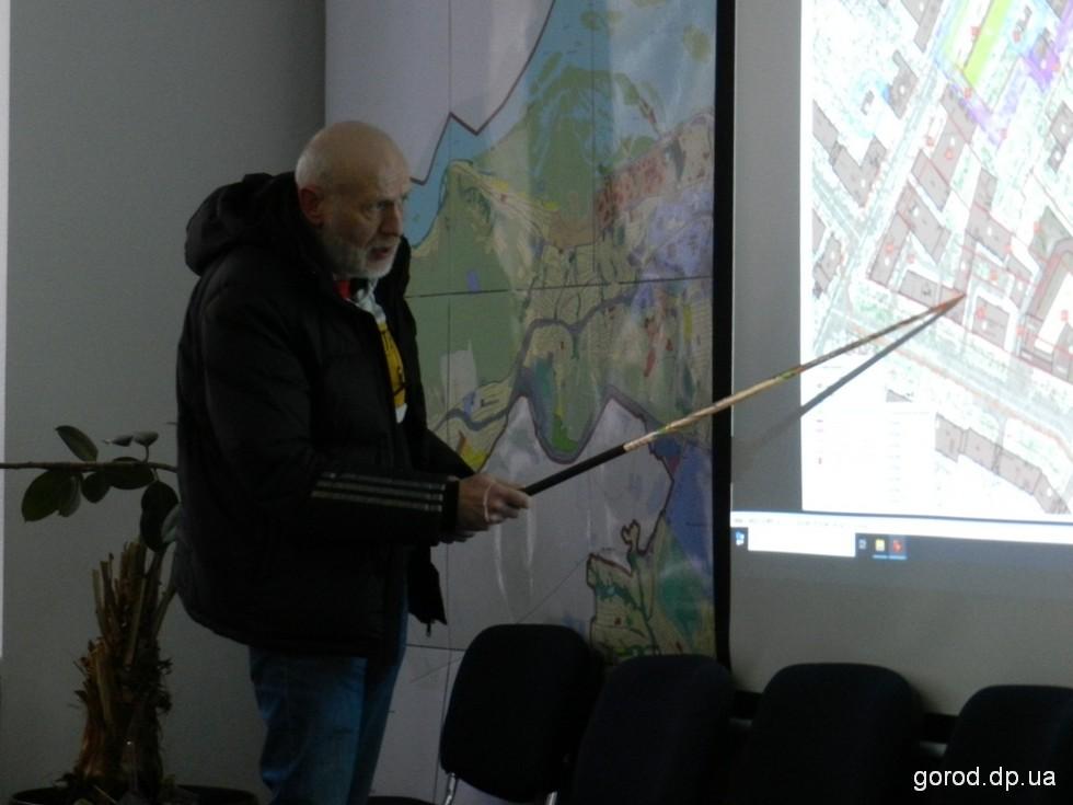 Новости градсовета: Исторический квартал в центре Днепра ждут большие перемены