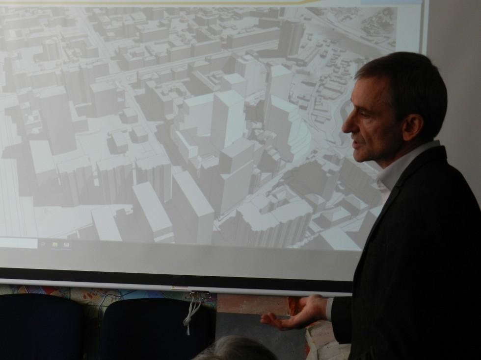 На градсовете рассмотрели перспективы самого «горячего» квартала города