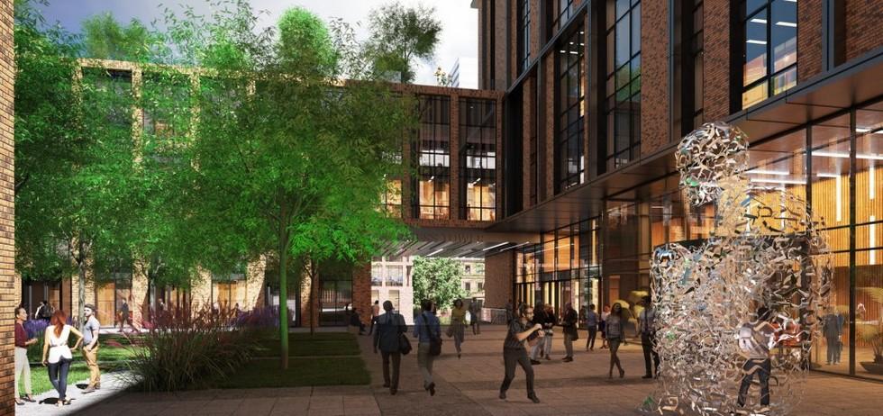 Проект МФК «Ермолаев Центр». На градсовете рассмотрели перспективы самого «горячего» квартала города