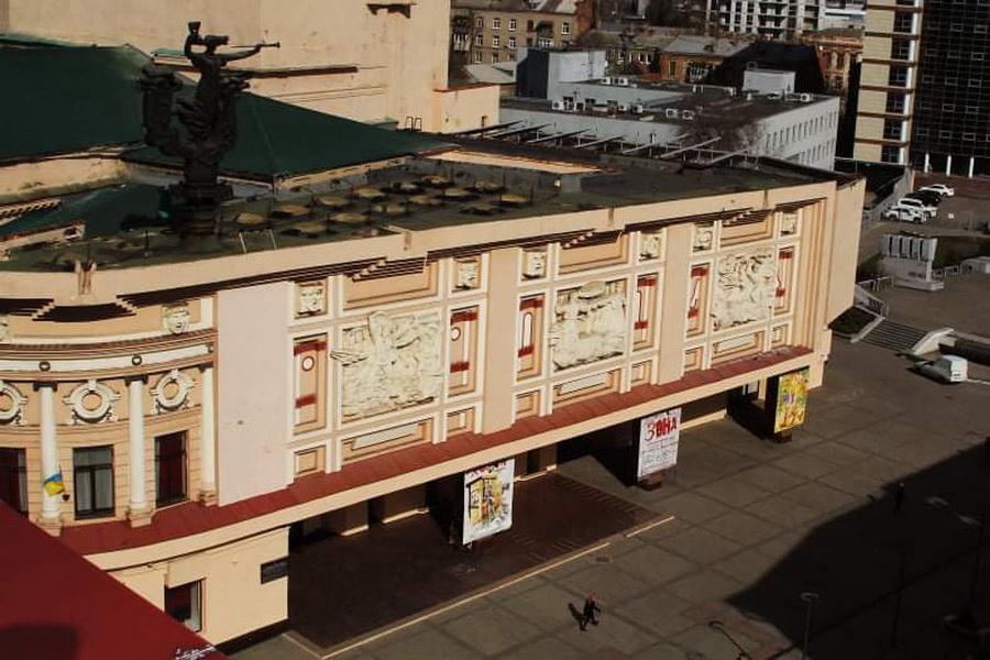 Музеи и театры Днепра отремонтируют на миллионы гривен